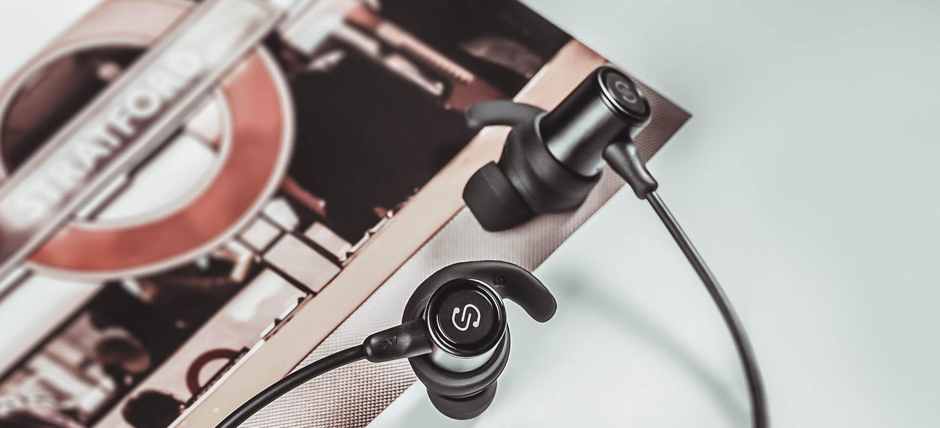 Tai nghe Soundpeats Q30 HD được trang bị bộ QCC3034