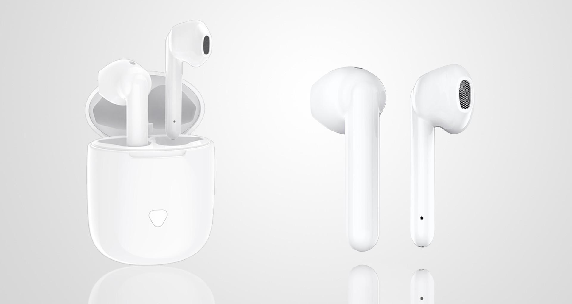 Tai Nghe Bluetooth Soundpeats TrueAir mang vẻ đẹp thiên thần