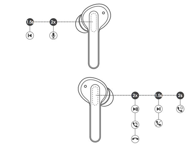 Hướng dẫn sử dụng tai nghe Soundpeats TrueCapsule chuyên nghiệp