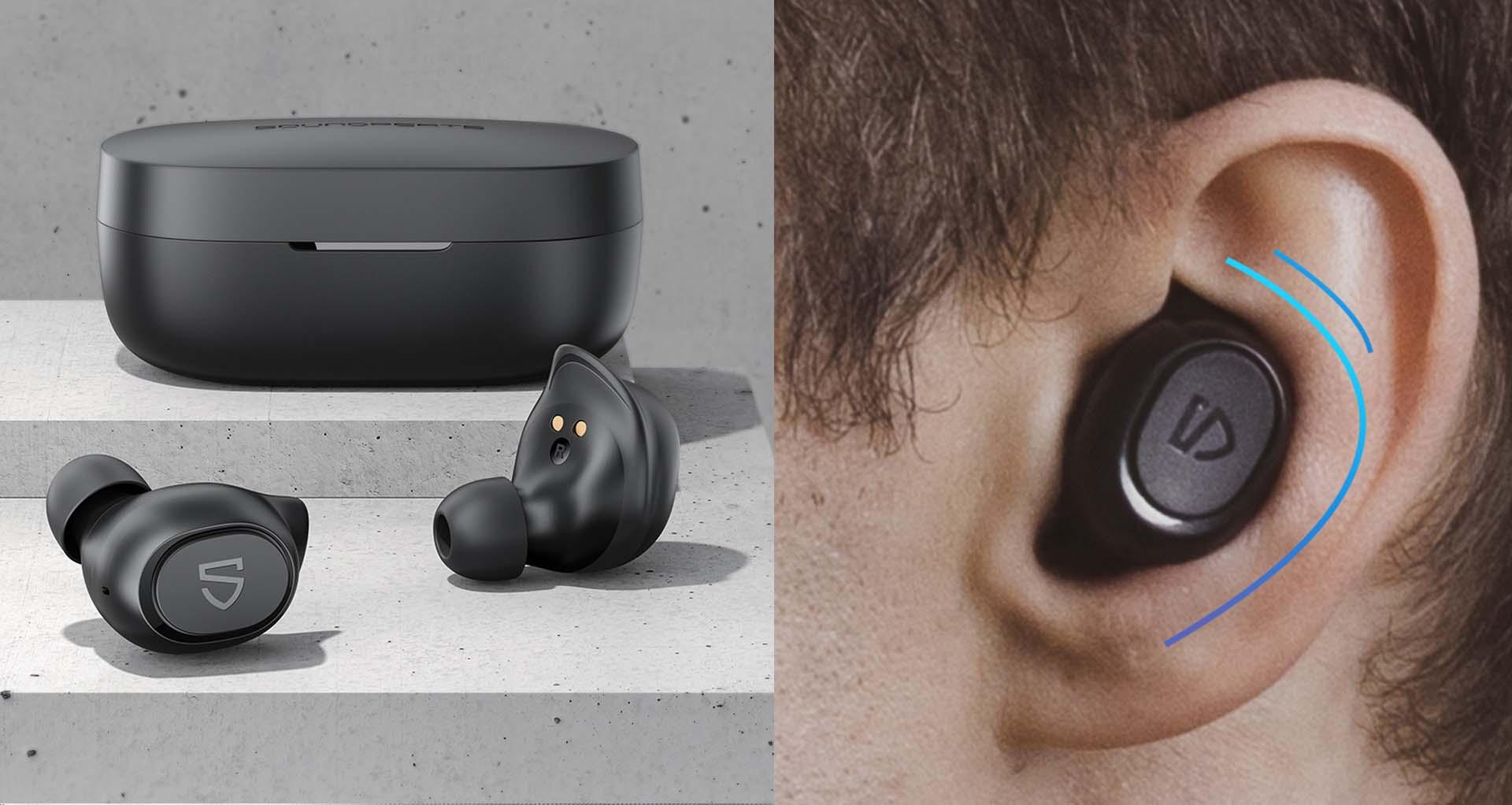 Chất liệu tai nghe Truefree 2 an toàn và phù hợp cho mọi loại da