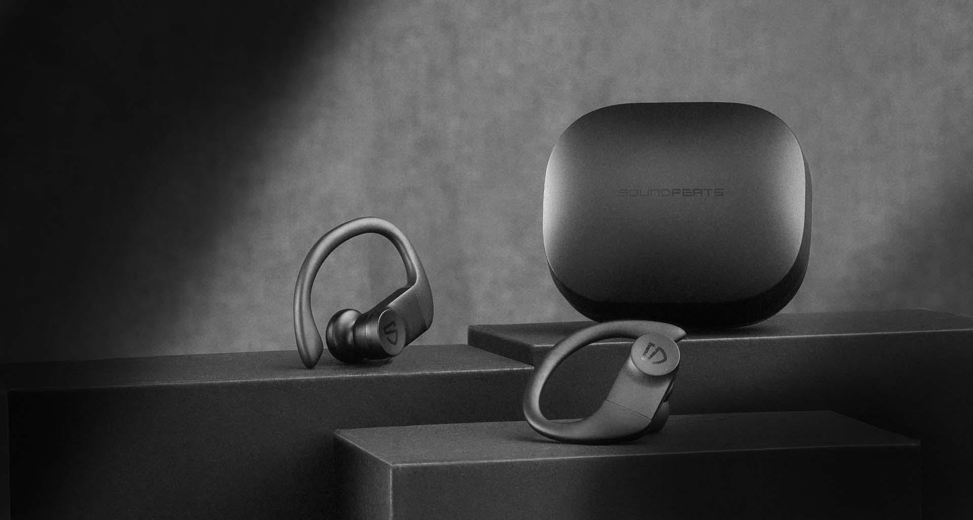Tai nghe bluetooth Soundpeats TrueWings giúp cuộc sống chủ động hơn