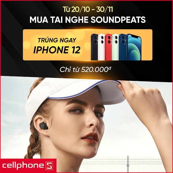 Trúng iphone 12