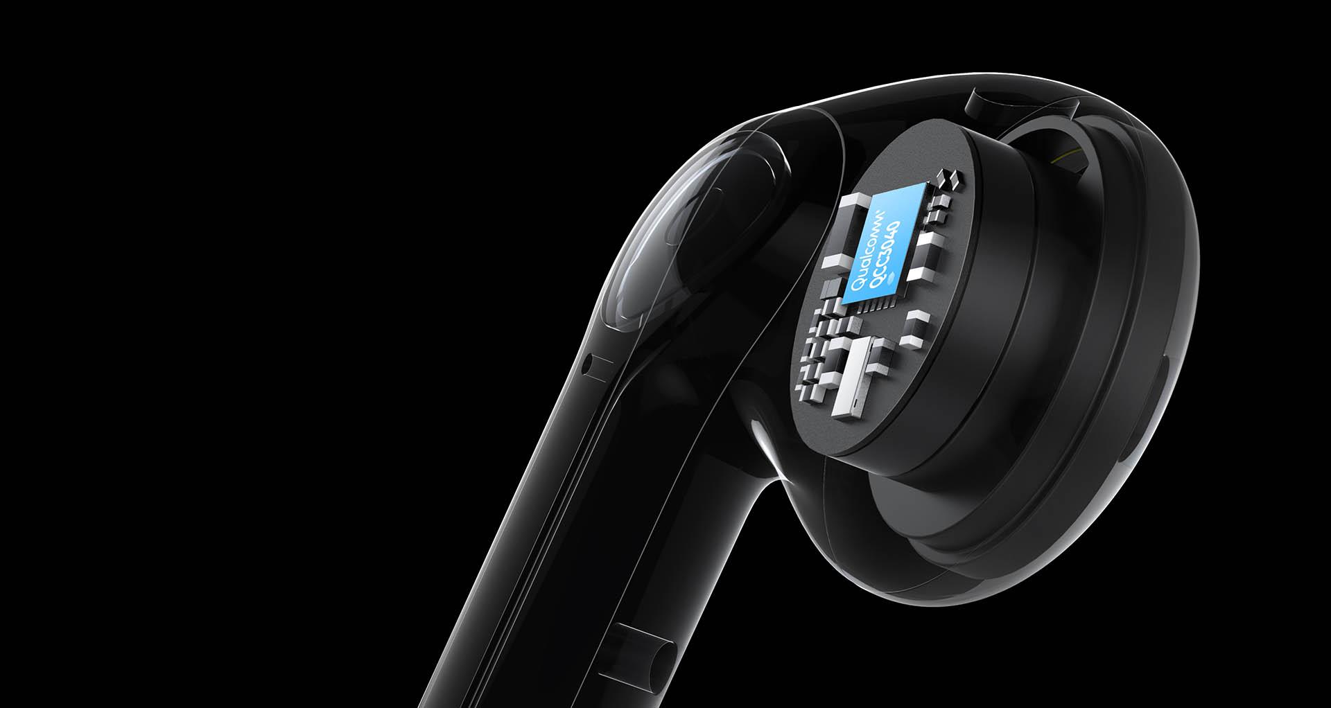 Tai nghe bluetooth soundpeats trueair 2 trang bị công nghệ tiên tiến