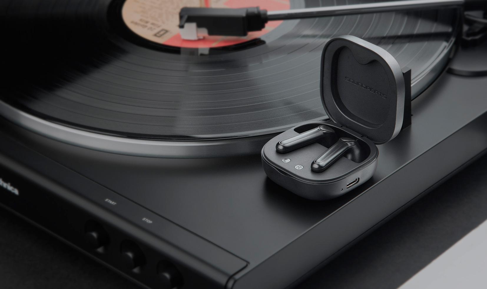âm thanh của tai nghe không dây air3