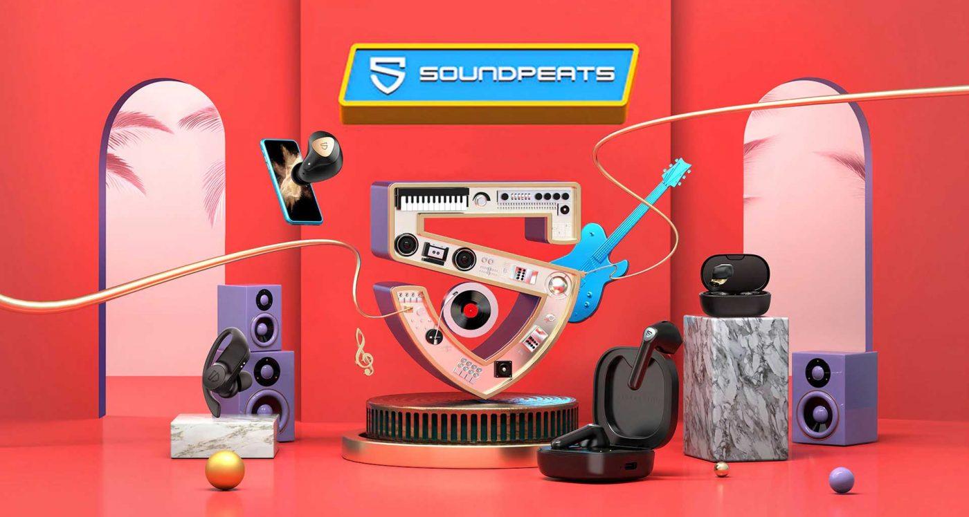 7 lý do nên mua tai nghe soundpeats