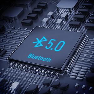 công nghệ Bluetooth 5.0 tiên tiến
