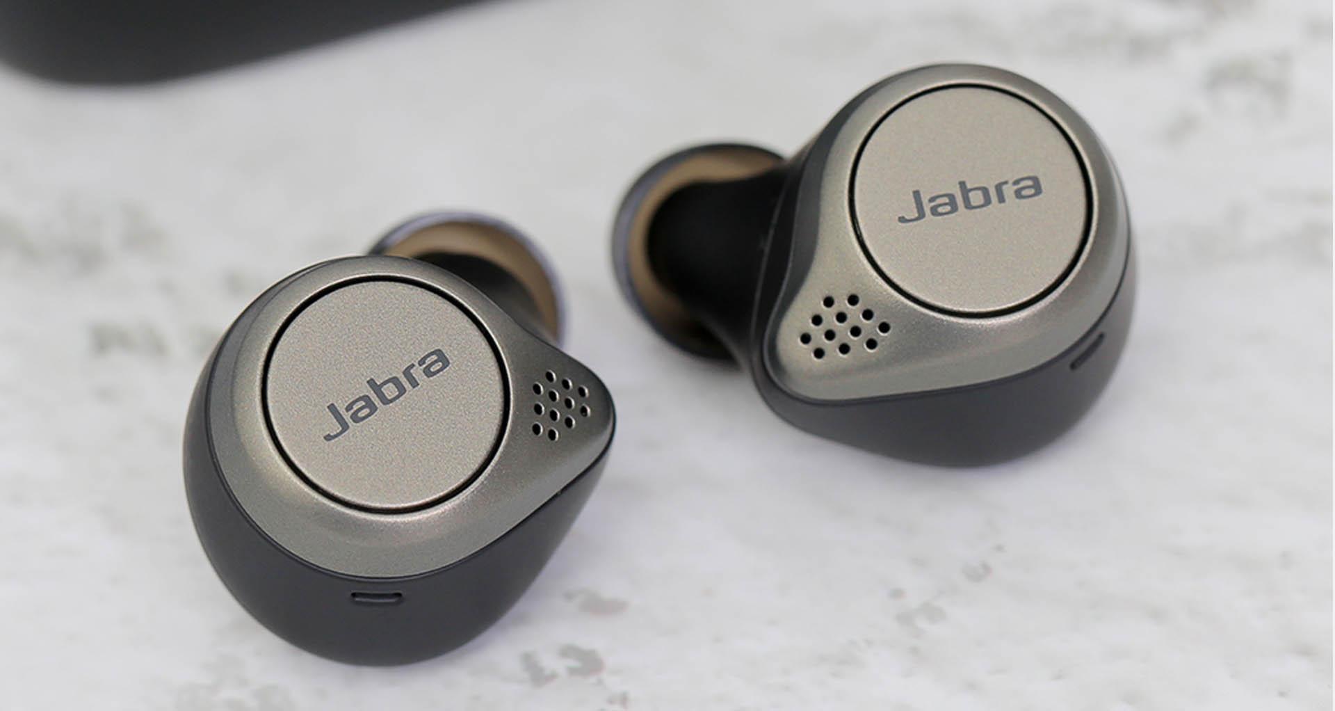 tai nghe Jabra Elite 75T và Sonic