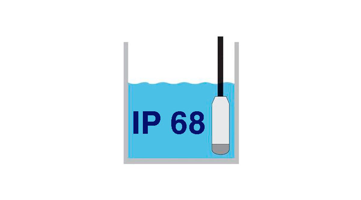Chuẩn chống nước IP68 cao cấp nhất thời điểm hiện tại