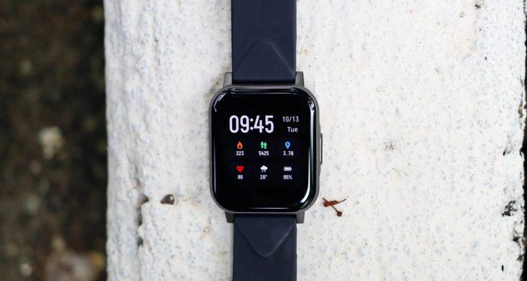 đồng hồ thông minh soundpeats watch 1