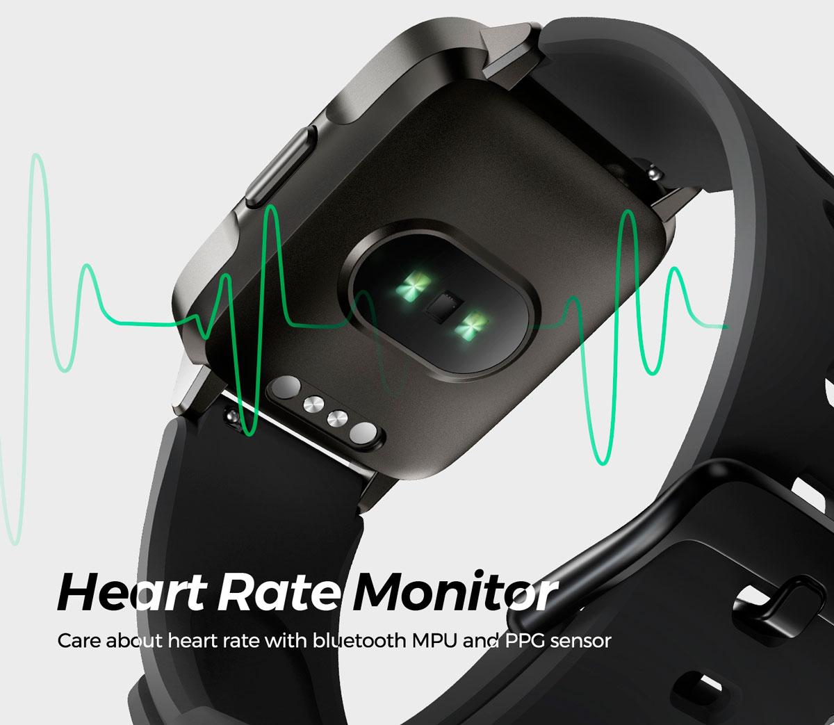 đồng hồ thể thao soundpeats watch 1 với những tính năng tiện lợi
