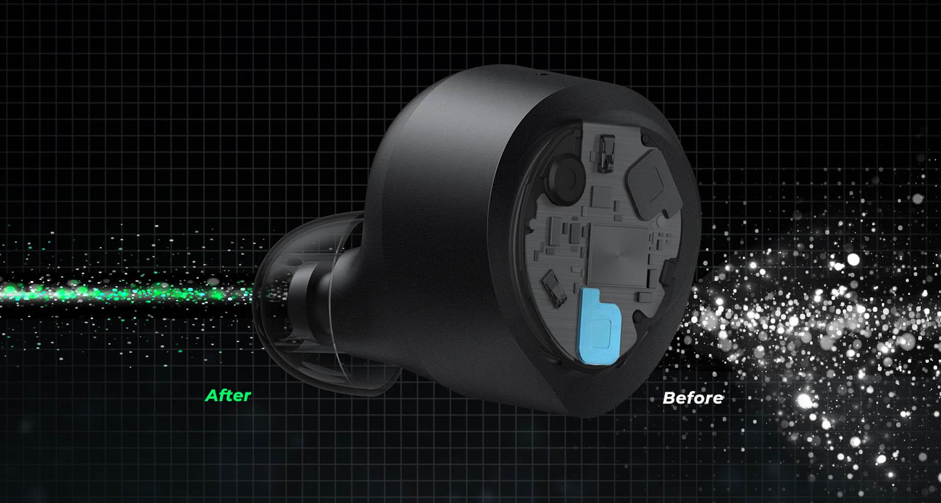 soundpeast t2 tích hợp chống ồn chủ động anc