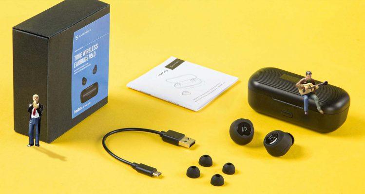 hướng dẫn sử dụng tai nghe freedots